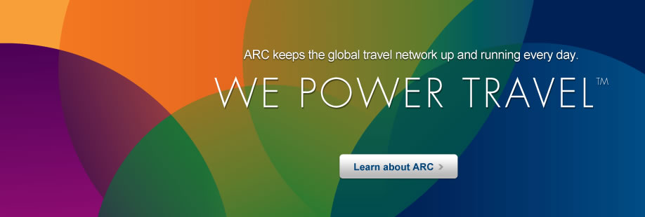 We Power Travel - Learn about ARC
